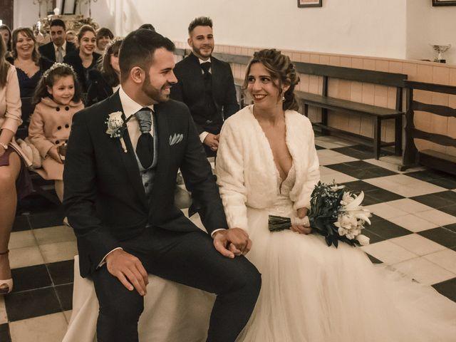 La boda de Viky y Ivan en Ocaña, Almería 66