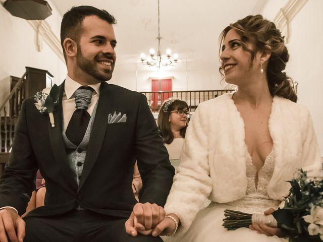 La boda de Viky y Ivan en Ocaña, Almería 67