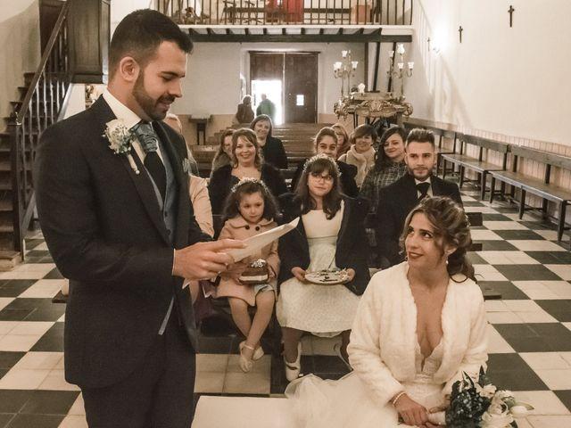 La boda de Viky y Ivan en Ocaña, Almería 68