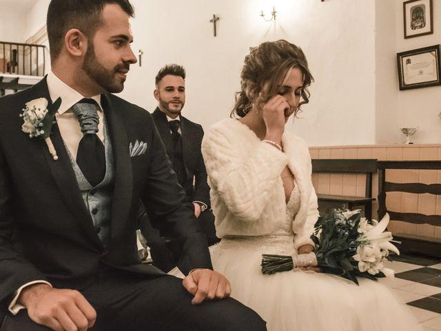 La boda de Viky y Ivan en Ocaña, Almería 69