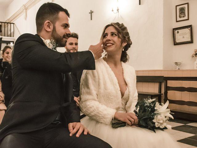 La boda de Viky y Ivan en Ocaña, Almería 70