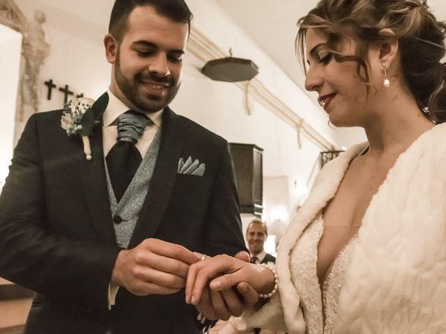 La boda de Viky y Ivan en Ocaña, Almería 72