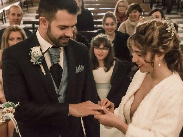 La boda de Viky y Ivan en Ocaña, Almería 74