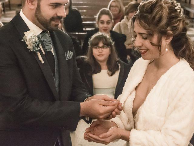 La boda de Viky y Ivan en Ocaña, Almería 76