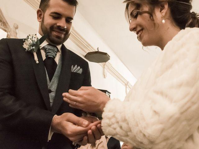 La boda de Viky y Ivan en Ocaña, Almería 77