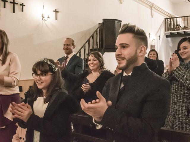 La boda de Viky y Ivan en Ocaña, Almería 78