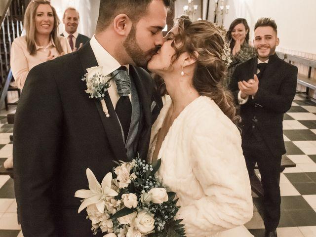 La boda de Viky y Ivan en Ocaña, Almería 79