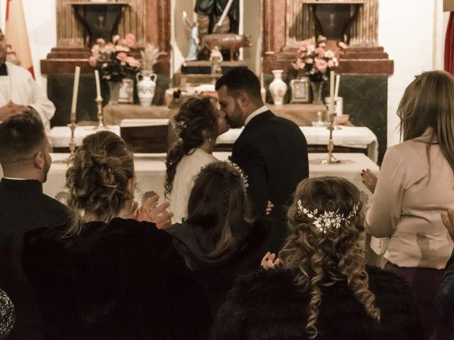 La boda de Viky y Ivan en Ocaña, Almería 80
