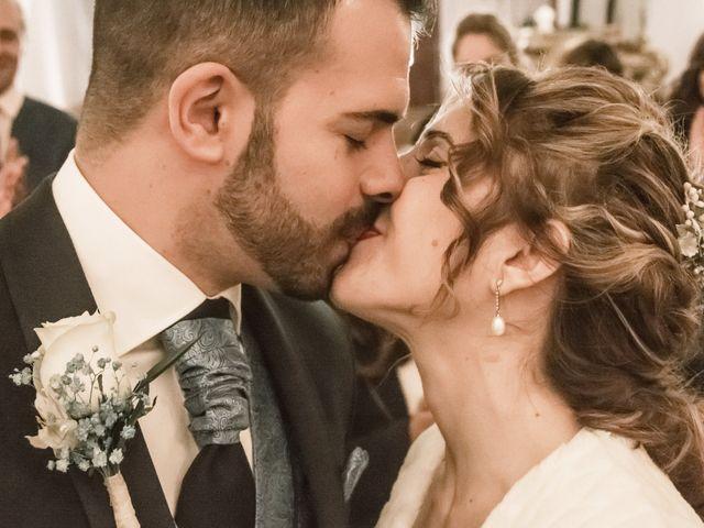 La boda de Viky y Ivan en Ocaña, Almería 81