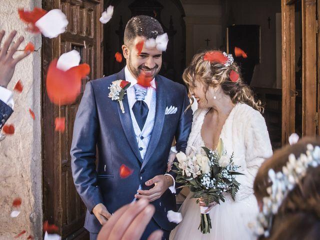 La boda de Viky y Ivan en Ocaña, Almería 86
