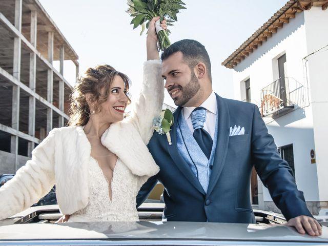 La boda de Viky y Ivan en Ocaña, Almería 90