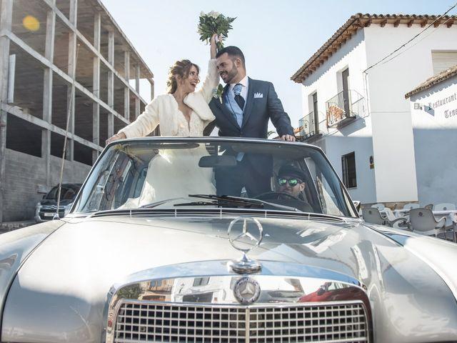 La boda de Viky y Ivan en Ocaña, Almería 91