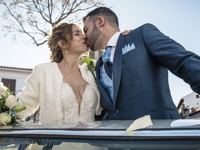 La boda de Viky y Ivan en Ocaña, Almería 92