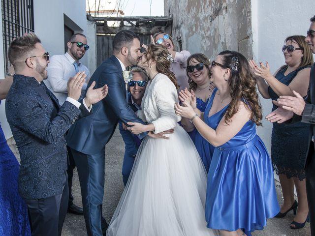 La boda de Viky y Ivan en Ocaña, Almería 94