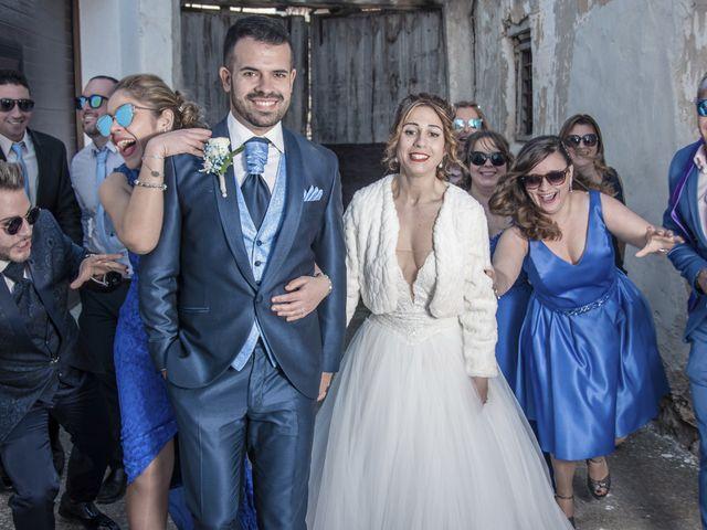 La boda de Viky y Ivan en Ocaña, Almería 95