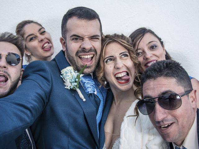 La boda de Viky y Ivan en Ocaña, Almería 96