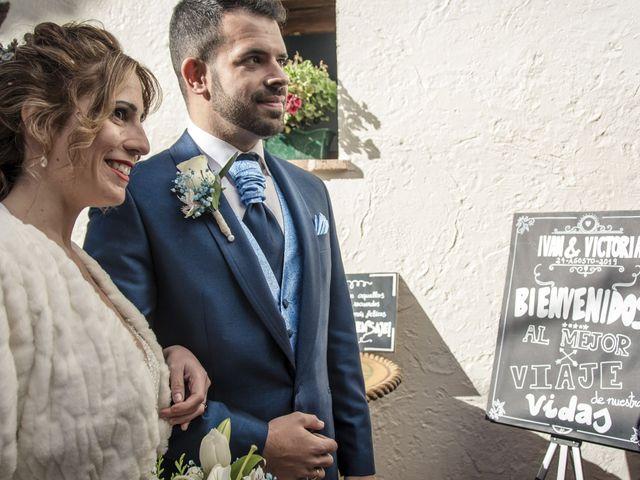 La boda de Viky y Ivan en Ocaña, Almería 98