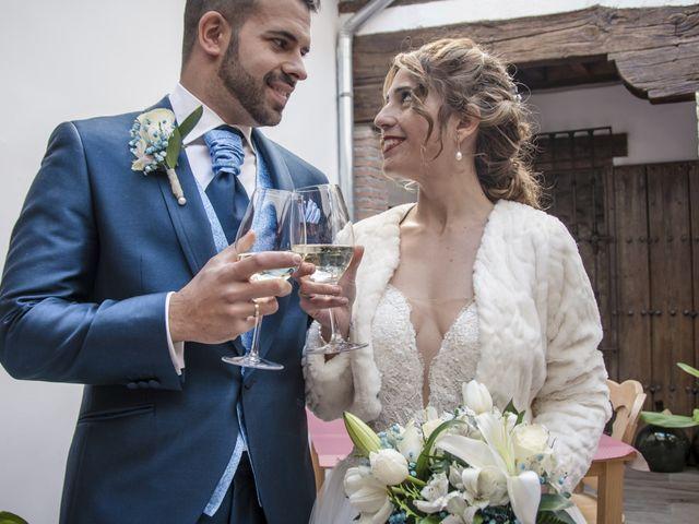 La boda de Viky y Ivan en Ocaña, Almería 99