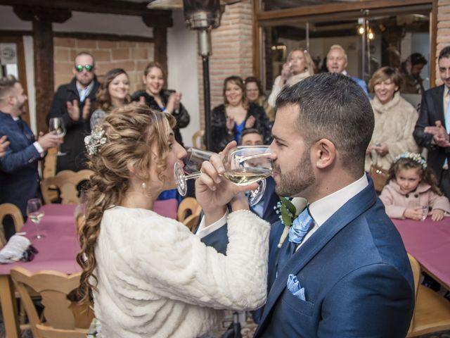 La boda de Viky y Ivan en Ocaña, Almería 100