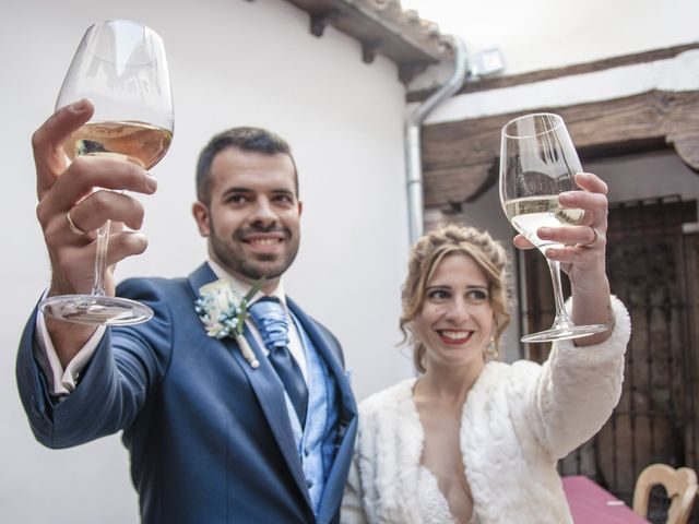 La boda de Viky y Ivan en Ocaña, Almería 101