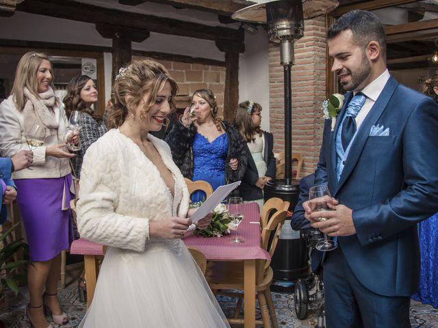 La boda de Viky y Ivan en Ocaña, Almería 102