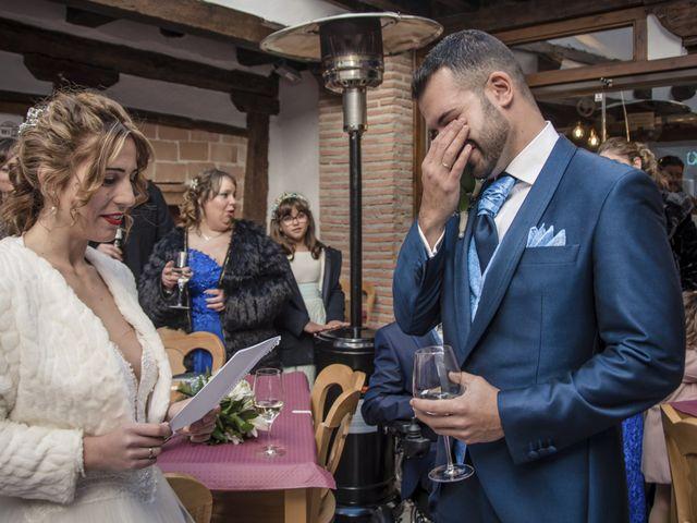 La boda de Viky y Ivan en Ocaña, Almería 105