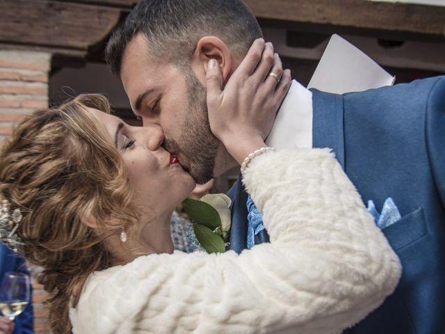 La boda de Viky y Ivan en Ocaña, Almería 106