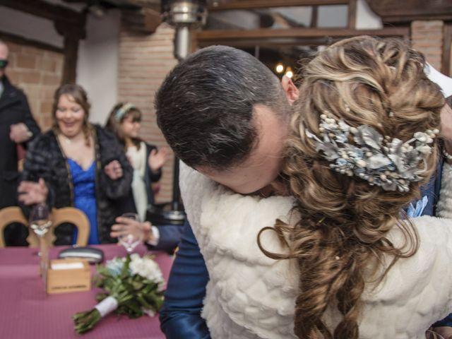 La boda de Viky y Ivan en Ocaña, Almería 107