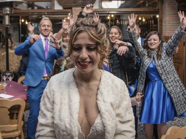 La boda de Viky y Ivan en Ocaña, Almería 108