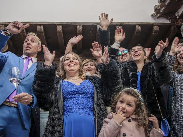 La boda de Viky y Ivan en Ocaña, Almería 109