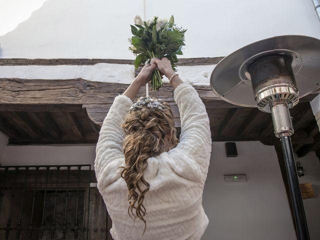 La boda de Viky y Ivan en Ocaña, Almería 110