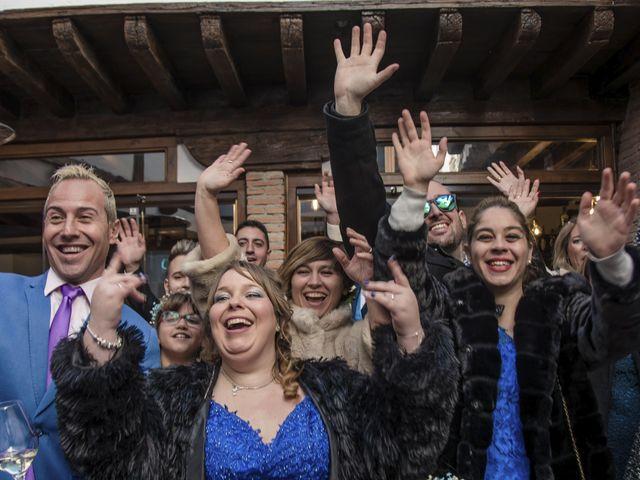 La boda de Viky y Ivan en Ocaña, Almería 111
