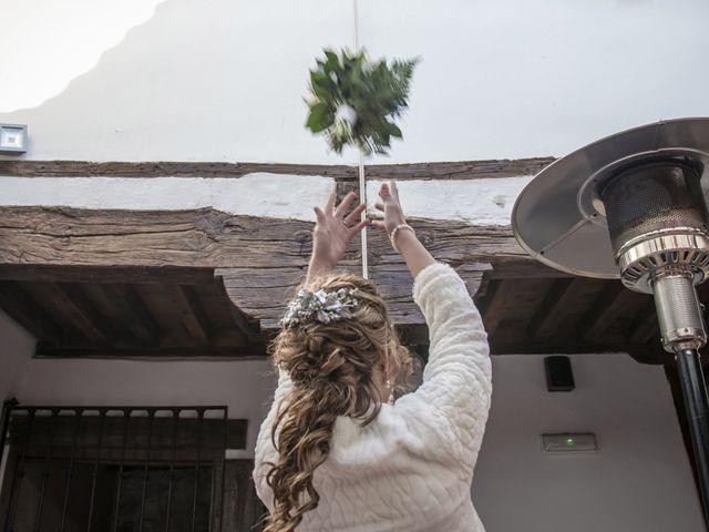 La boda de Viky y Ivan en Ocaña, Almería 112