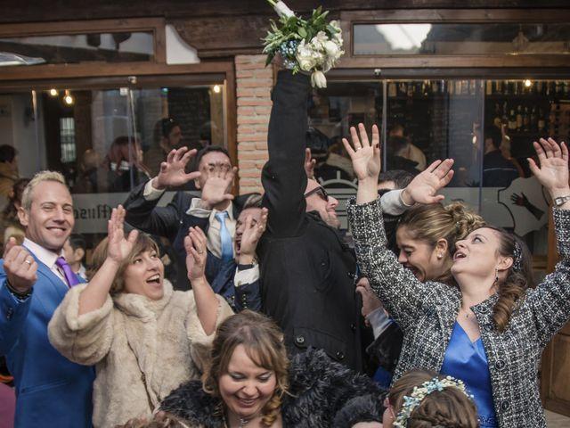 La boda de Viky y Ivan en Ocaña, Almería 115