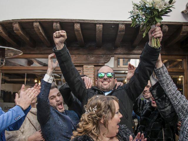 La boda de Viky y Ivan en Ocaña, Almería 116