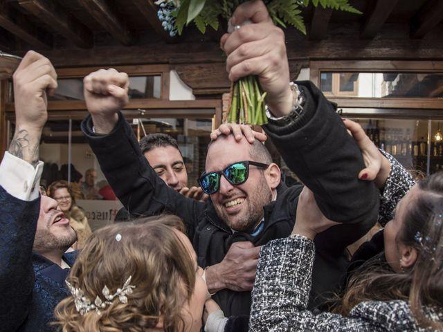 La boda de Viky y Ivan en Ocaña, Almería 117