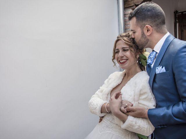 La boda de Viky y Ivan en Ocaña, Almería 118