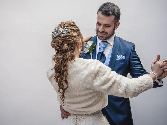 La boda de Viky y Ivan en Ocaña, Almería 119
