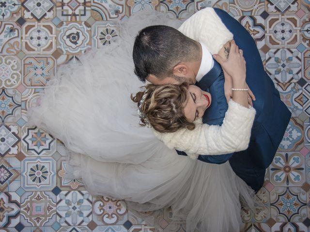 La boda de Viky y Ivan en Ocaña, Almería 2