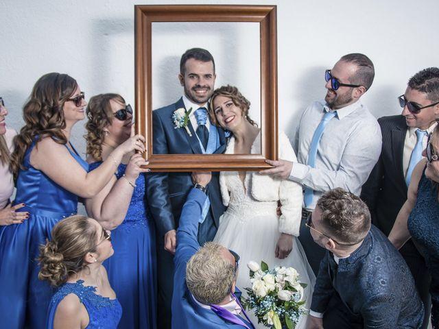 La boda de Viky y Ivan en Ocaña, Almería 121