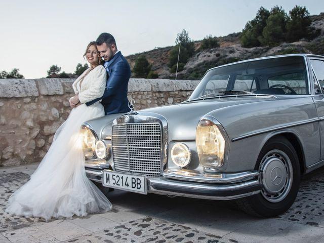 La boda de Viky y Ivan en Ocaña, Almería 122