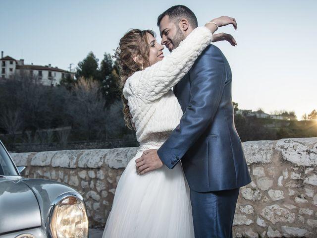 La boda de Viky y Ivan en Ocaña, Almería 123