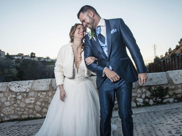La boda de Viky y Ivan en Ocaña, Almería 124