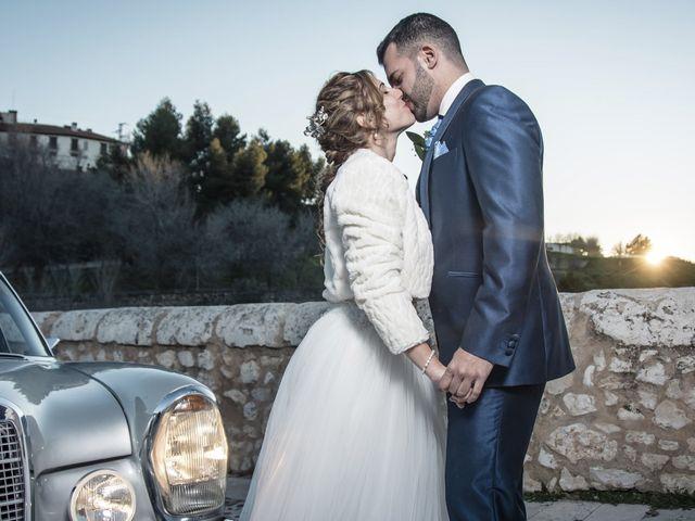 La boda de Viky y Ivan en Ocaña, Almería 125