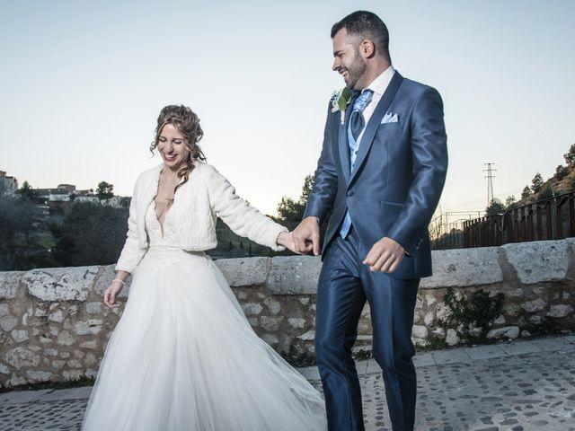 La boda de Viky y Ivan en Ocaña, Almería 126
