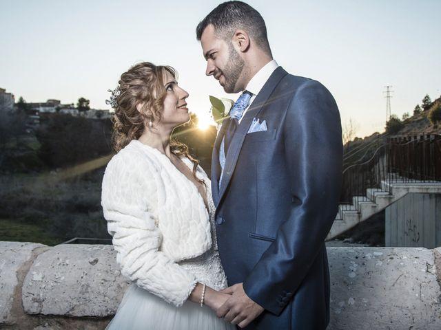 La boda de Viky y Ivan en Ocaña, Almería 129