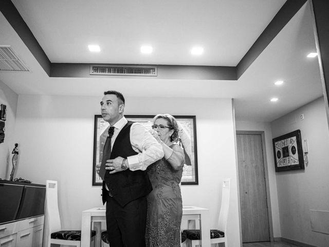 La boda de Davinia y Iván en Velilla De San Antonio, Madrid 1