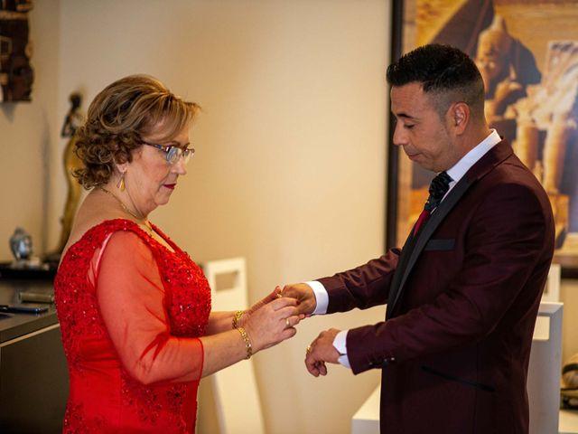 La boda de Davinia y Iván en Velilla De San Antonio, Madrid 4