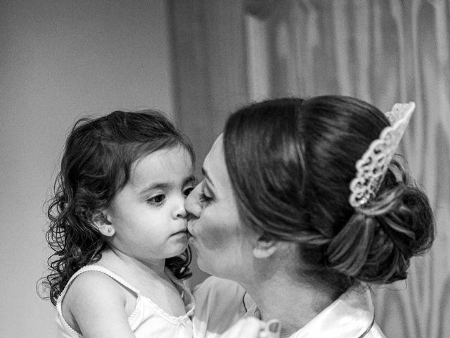La boda de Davinia y Iván en Velilla De San Antonio, Madrid 11