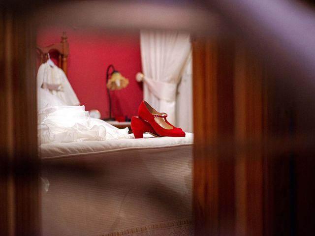 La boda de Davinia y Iván en Velilla De San Antonio, Madrid 12